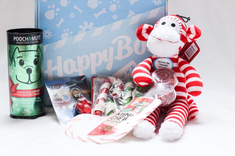Happy Box De Décembre 2017 Toutes Les Box