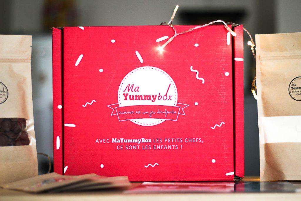 ma yummy box janvier 2018