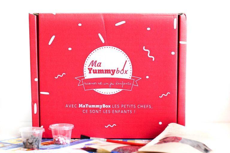 ma yummy box février 2018