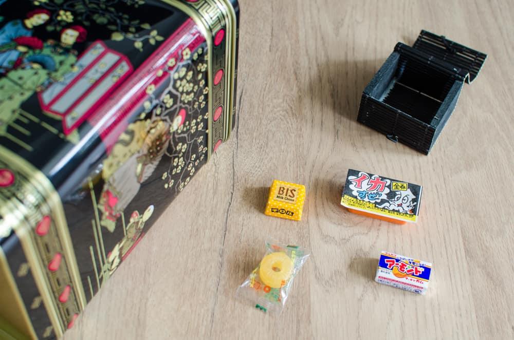 Bonbox d'Asie, Saint-Valentin et d'Antan