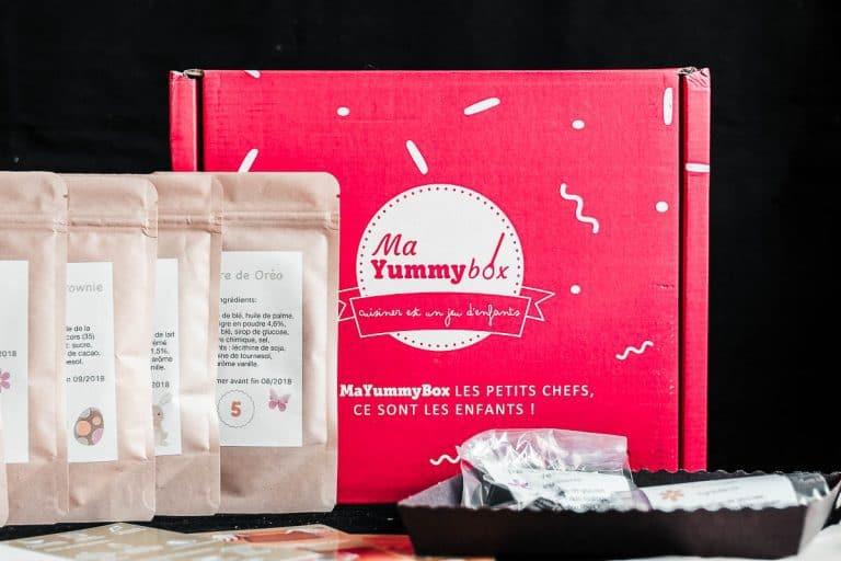 Ma Yummy Box de Mars 2018
