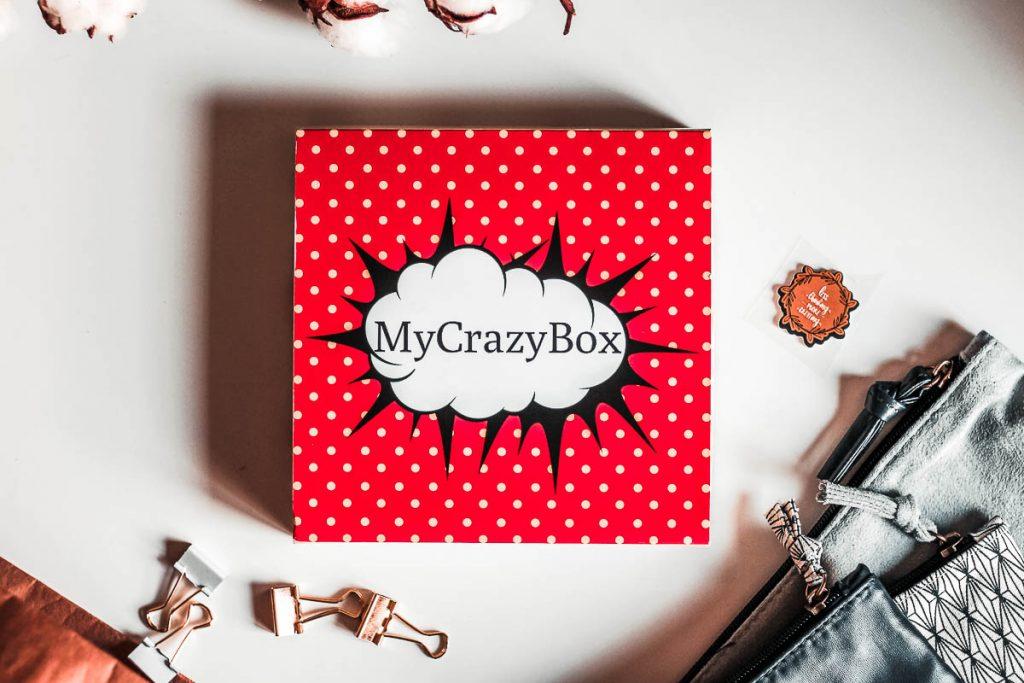 My Crazy Box Avril 2018