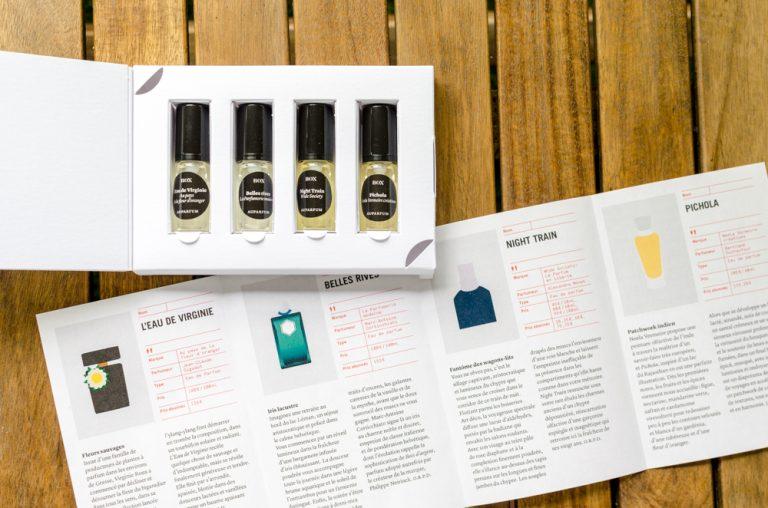 Box au parfum de mai 2018