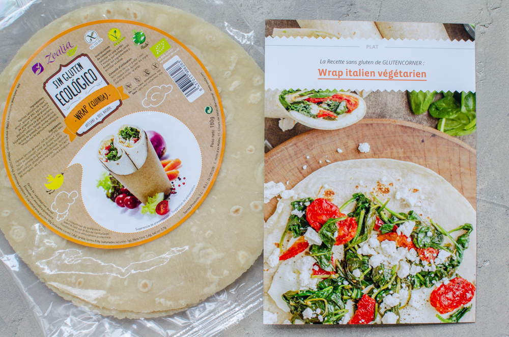 "Glutenbox de mai: La dolce vita, façon ""sans gluten""!"