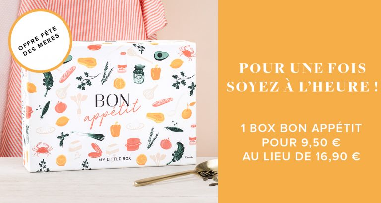 littlebox avril 2018