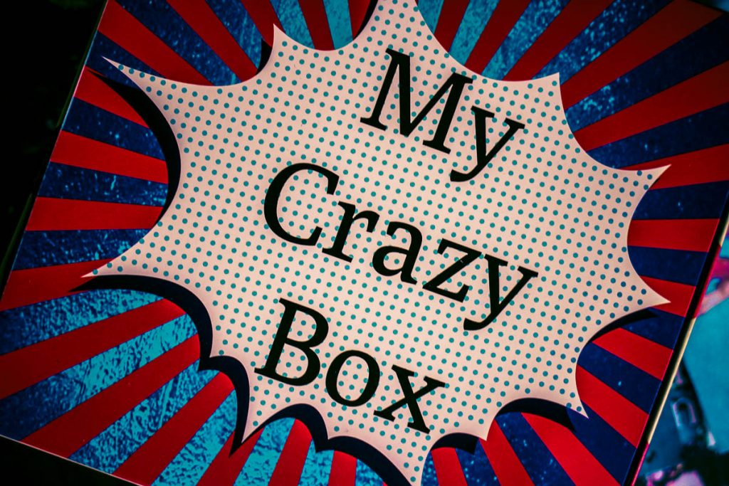 My Crazy Box Mai 2018