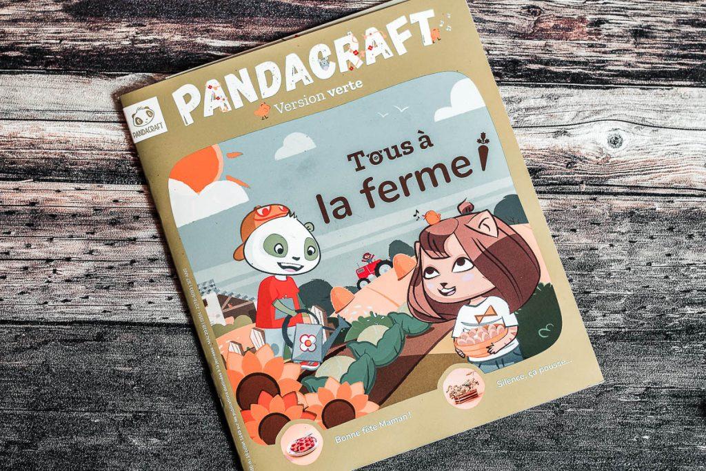 Pandacraft Mai 2018, 3 à 7 ans