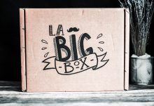 La Big Box : le coffret papa barbu