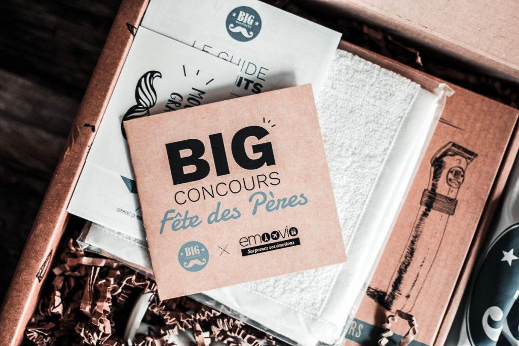La Big Box : le coffret papa barbu