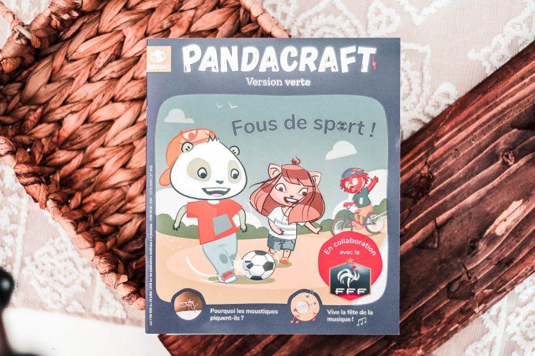 Pandacraft Juin 2018, 3 à 7 ans
