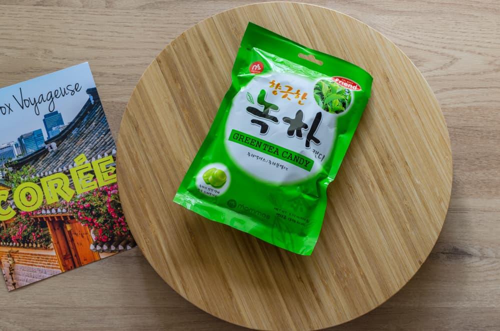 La box voyageuse de juin 2018: La Corée