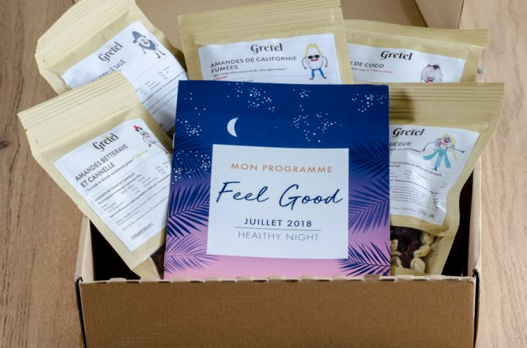 Gretel box surprise de juillet 2018