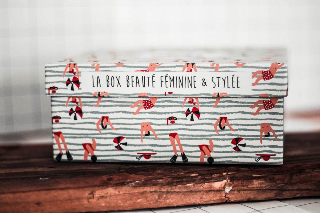 My Sweetie Box, Juillet 2018