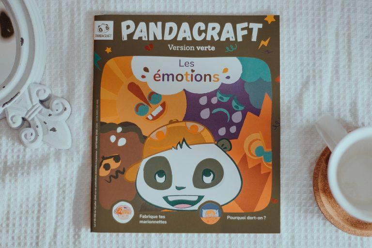 Pandacraft Septembre 2018, 3 à 7 ans