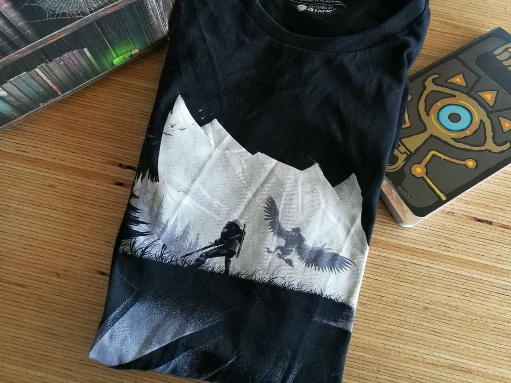 tee shirt the witcher