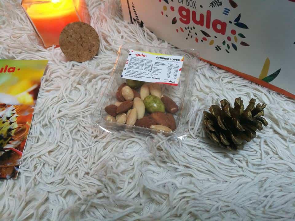 amande lover gula box