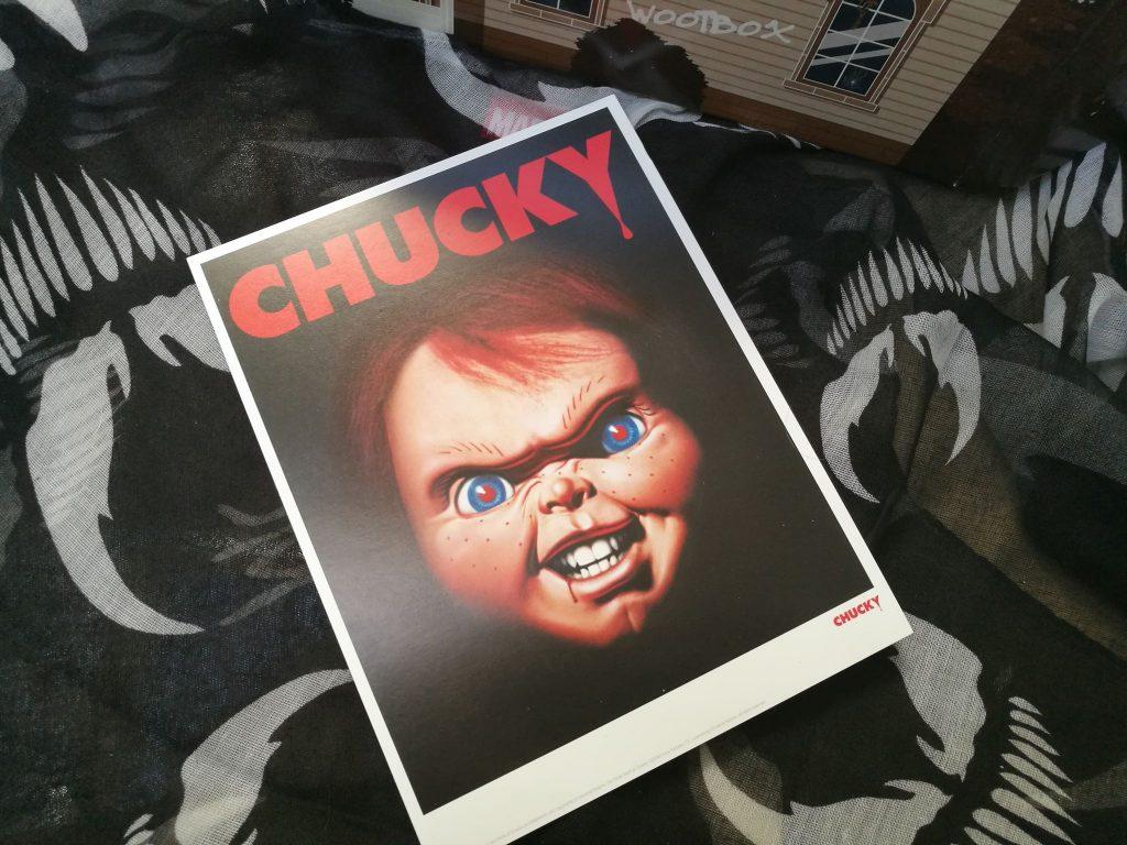 artprint chucky