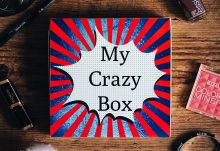 My Crazy Box Octobre 2018