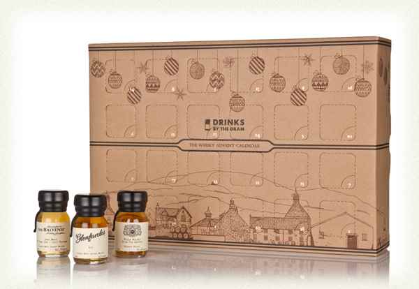 calendrier de l'avent Master of Malt whisky