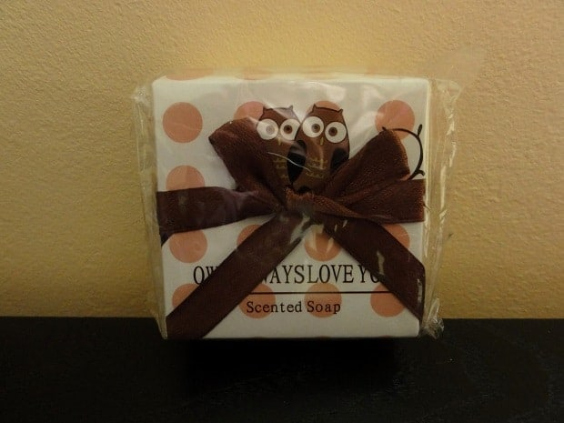 Secret de Chineuse - Savon Owl always love you