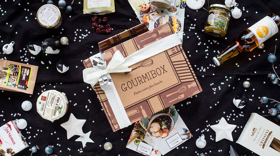 Gourmibox, une Mystery Box gourmande