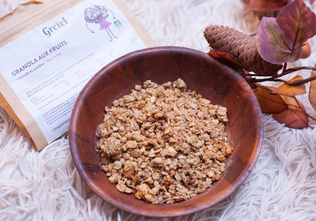 granola aux fruits gretel box