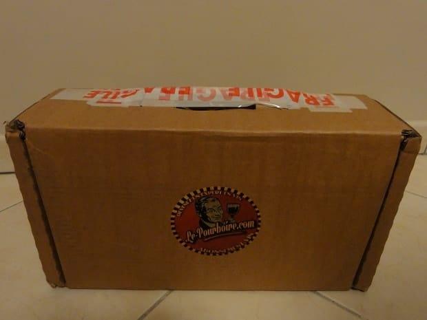 Le Pourboire - Box
