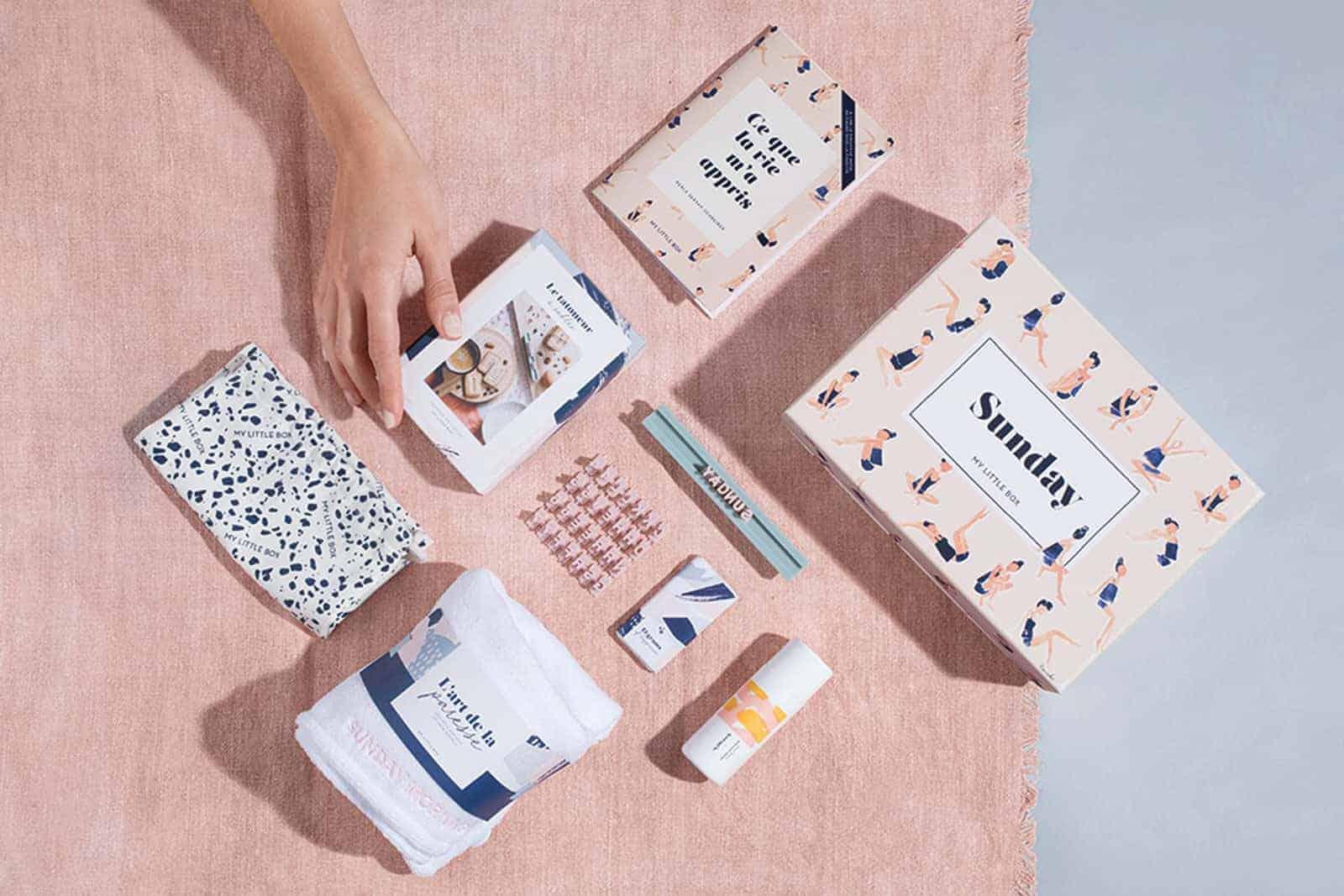 my little box box surprise beaut et lifestyle