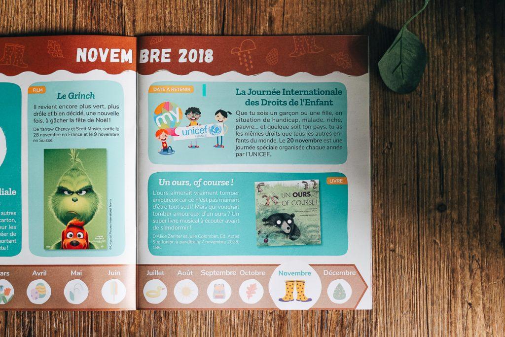 Pandacraft Novembre 2018