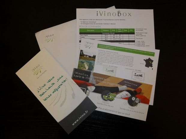 Test iVinoBox 3