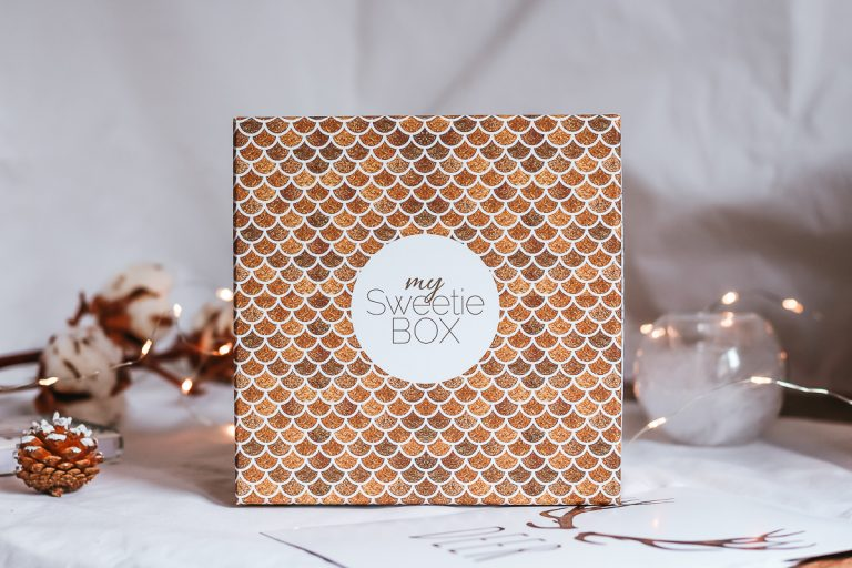 My Sweetie Box Décembre 2018 : Glittering