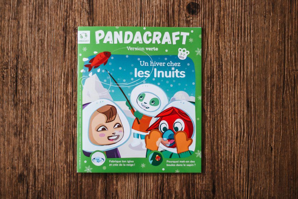 Pandacraft Décembre 2018