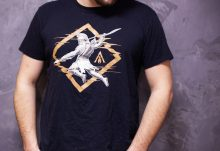 tee shirt assassins creed