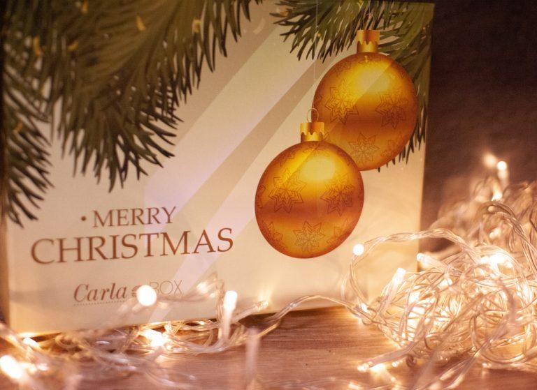 carla box merry christmas