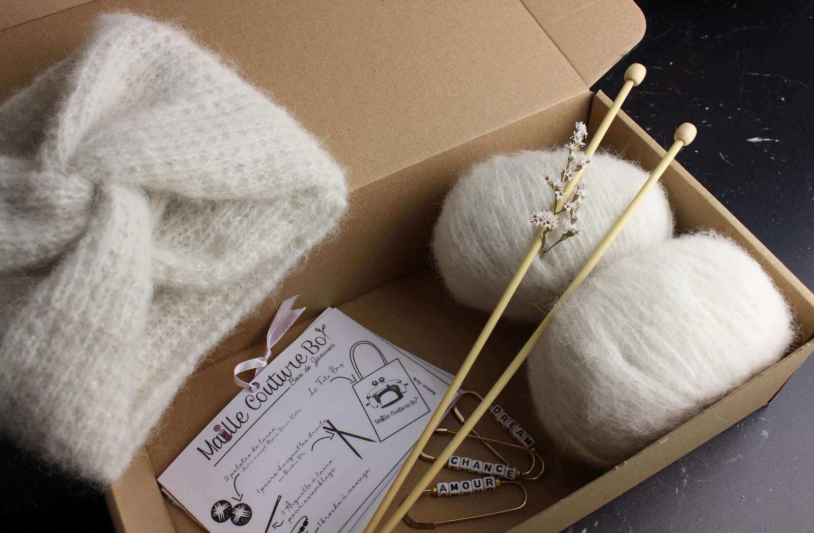 rechercher les plus récents Promotion de ventes les mieux notés Maille Couture Box