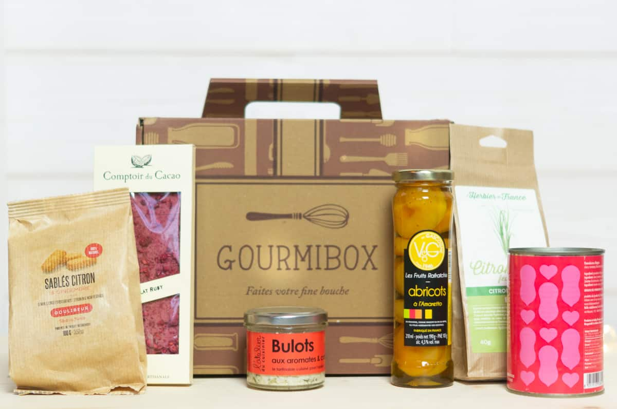 La Gourmibox : Pour un papa gastronome