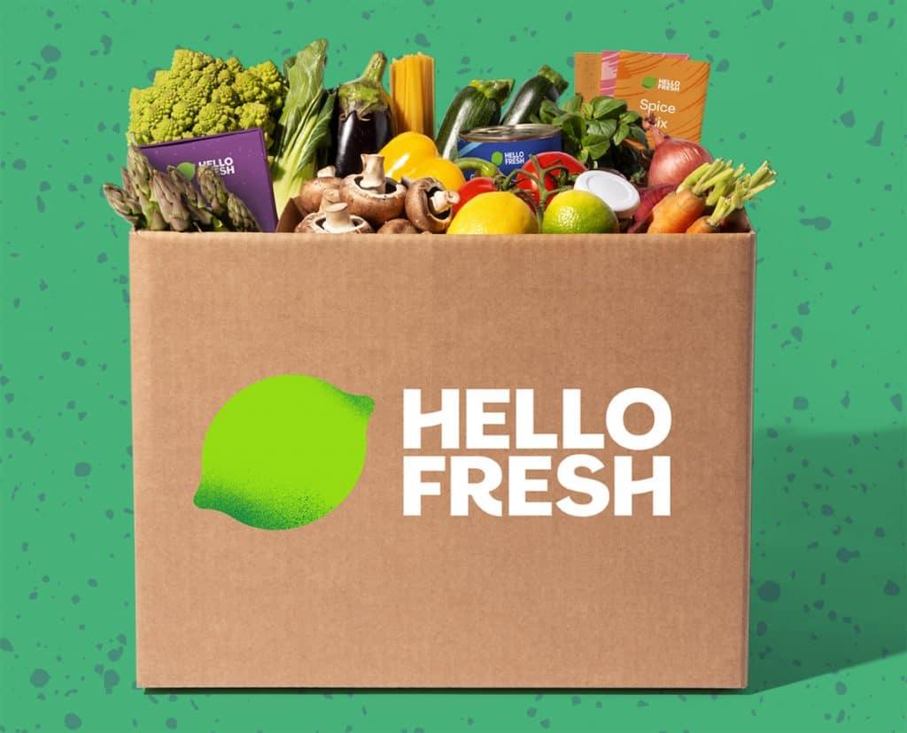 La Box HelloFresh