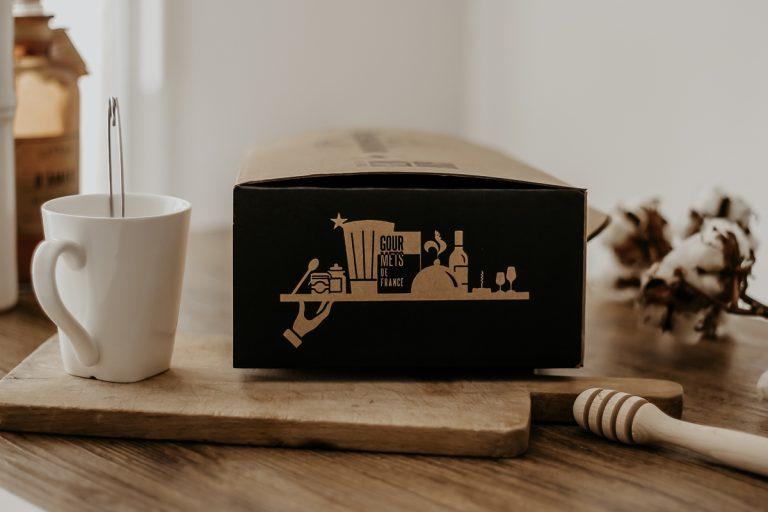 La Box Douceurs Février 2019, par La Dégustation Box