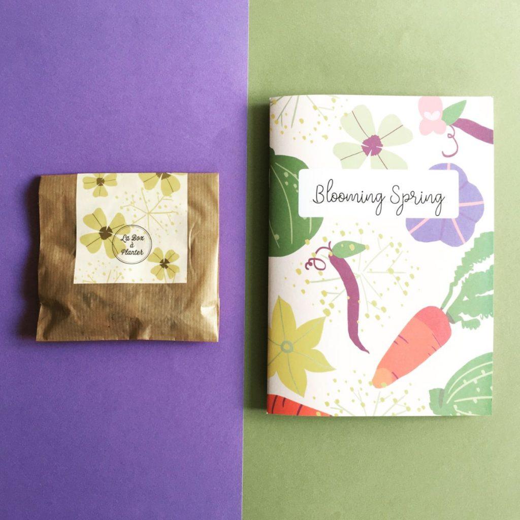 Quel Fruit Planter Au Printemps la box à planter - printemps 2019 - toutes les box
