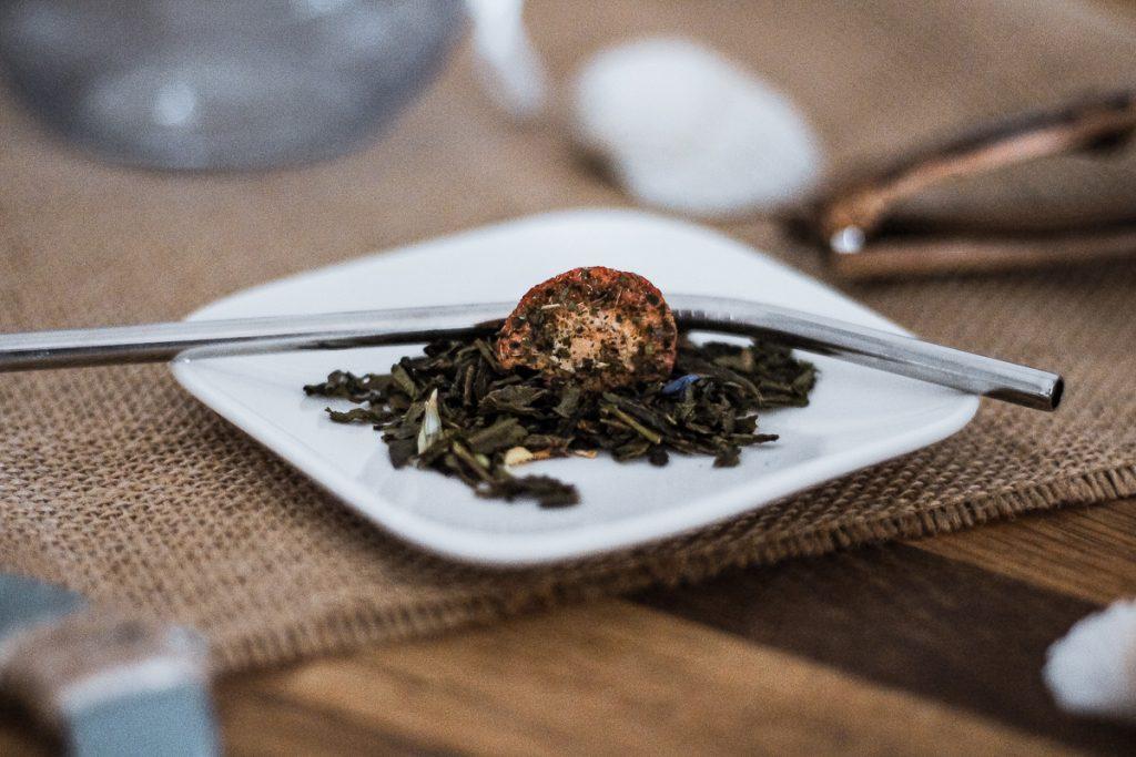 Colors of Tea, Juin 2019, Les thés Glacés
