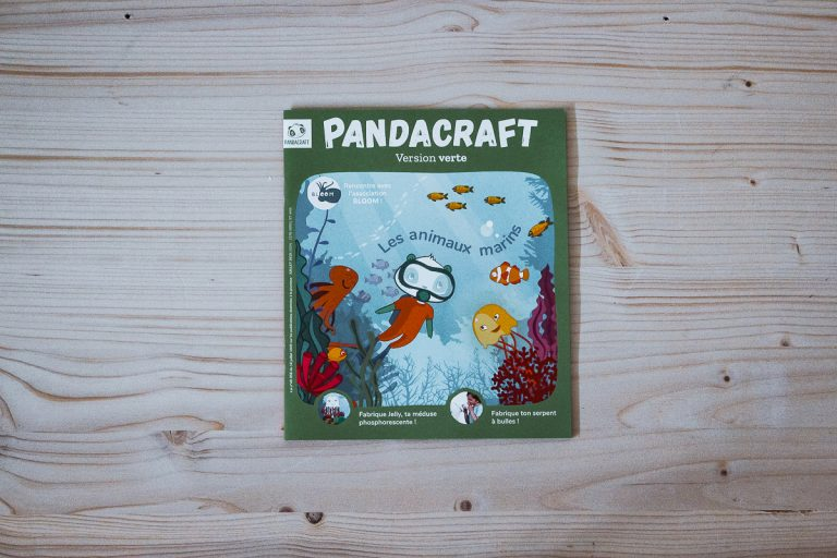 Pandacraft Juillet 2019