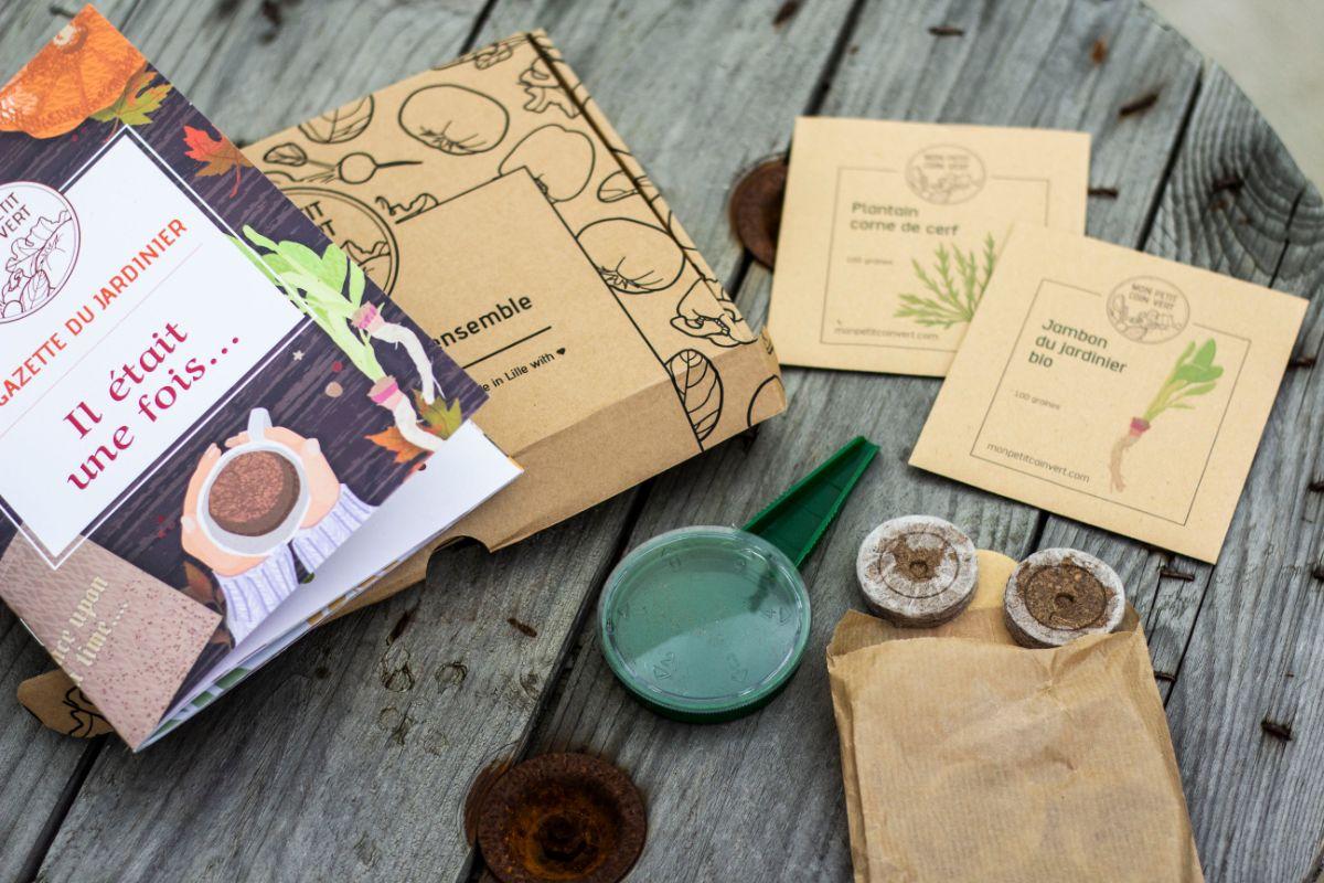 Une Box jardinage, une beau cadeau pour la fête des pères