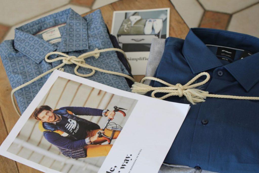 Outfittery, la box beauté pour homme qui fait évoluer votre garde-robe