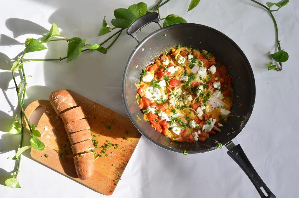 Avis sur la Moussaka végétarienne d'HelloFresh