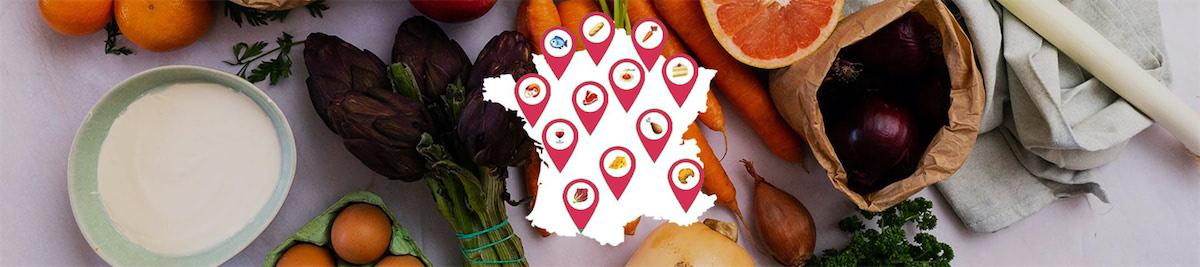 Il est possible de se faire livrer ses courses en ligne partout en France