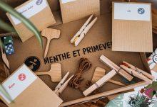 Menthe et Primevère, la box saisonnière