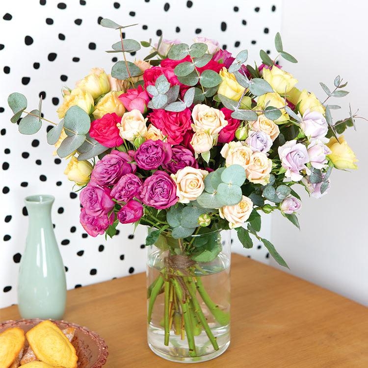 BeBloom abonnement fleurs 06