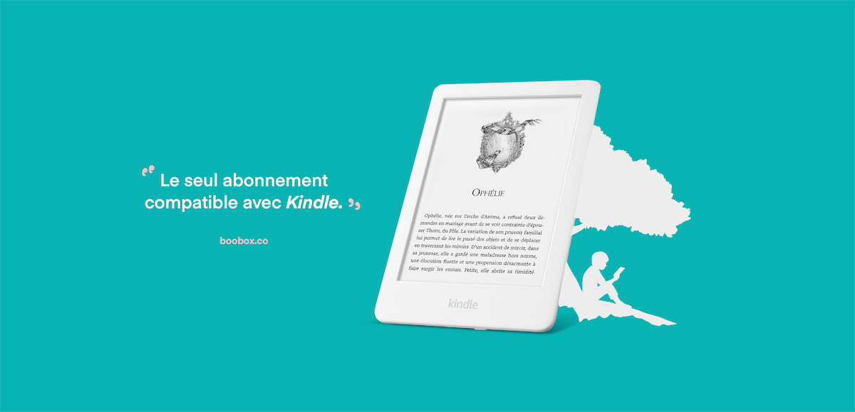 Boobox kindle