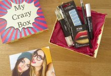 box arty my crazy box unboxing