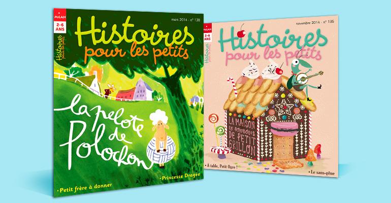 Abonnement Magazine pour Enfant : Notre Top 25, classés par Âge